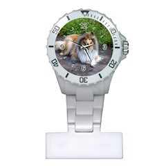 Personalised Nurses Watch Fob Watch  Veterinary Surgery Uniform Watch Dog Groomer Watch Health Service Fob Watch