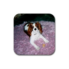 Personalised High Gloss Wooden Coaster