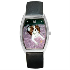 Personalised Photo Watch Barrel Style