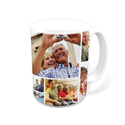 photo montage mug photo collage mug personalised photo mug photo